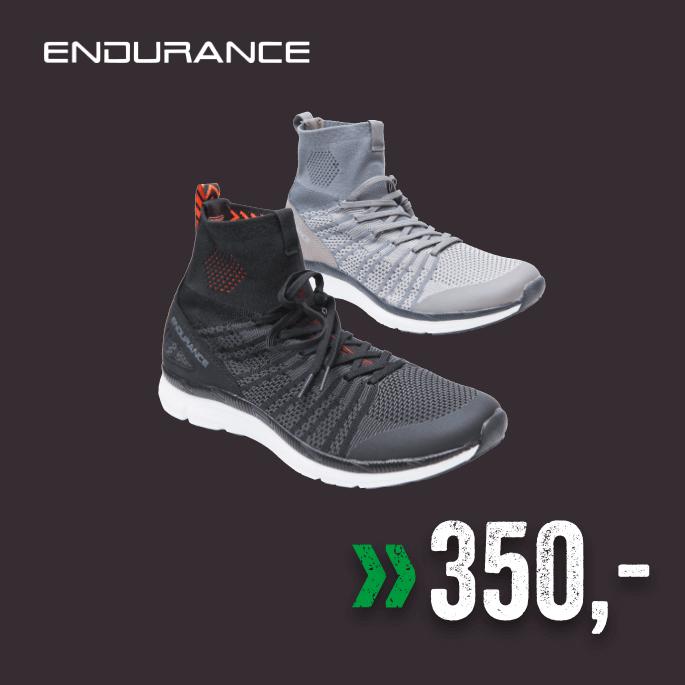 Endurance Vito sko m/sokk