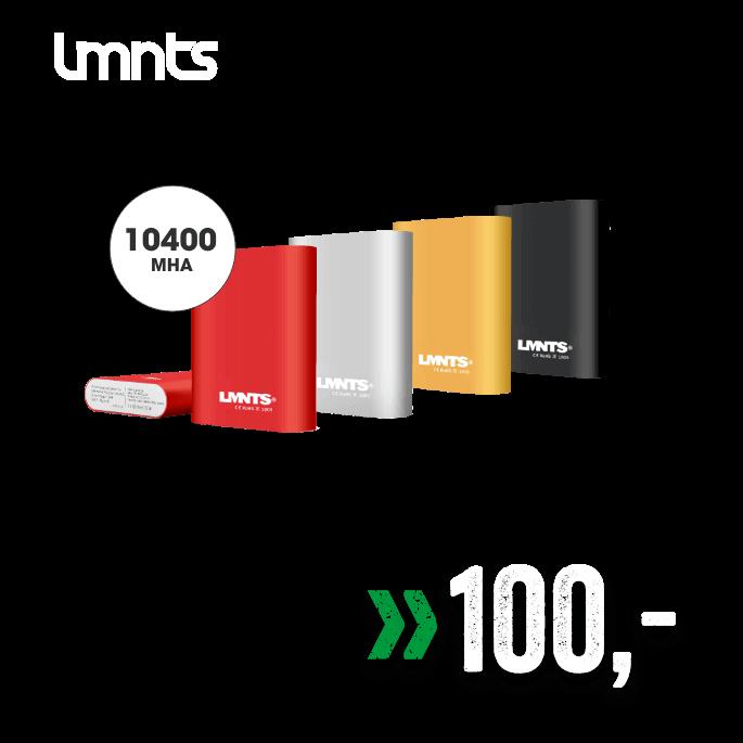 LMNTS Powerbank