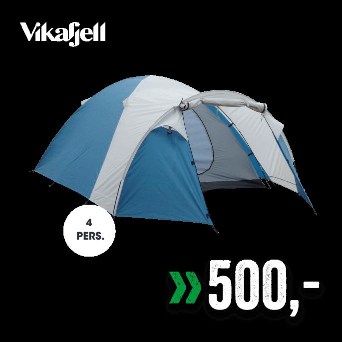 Vikafjell Campingtelt