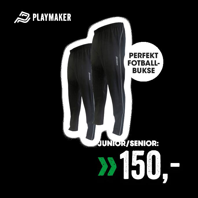 Playmaker P7 Treningsbukse til JR/SR.