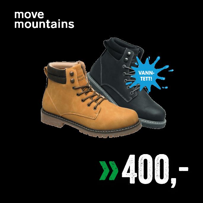 c81903c0 Move Mountains Høst-/vintersko