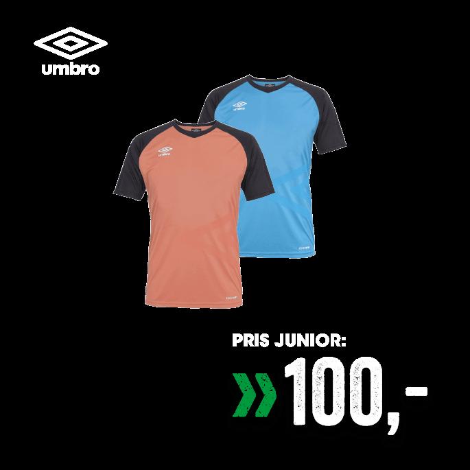 Umbro Fotball t-skjorte til junior